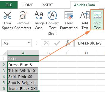 split-text-feature